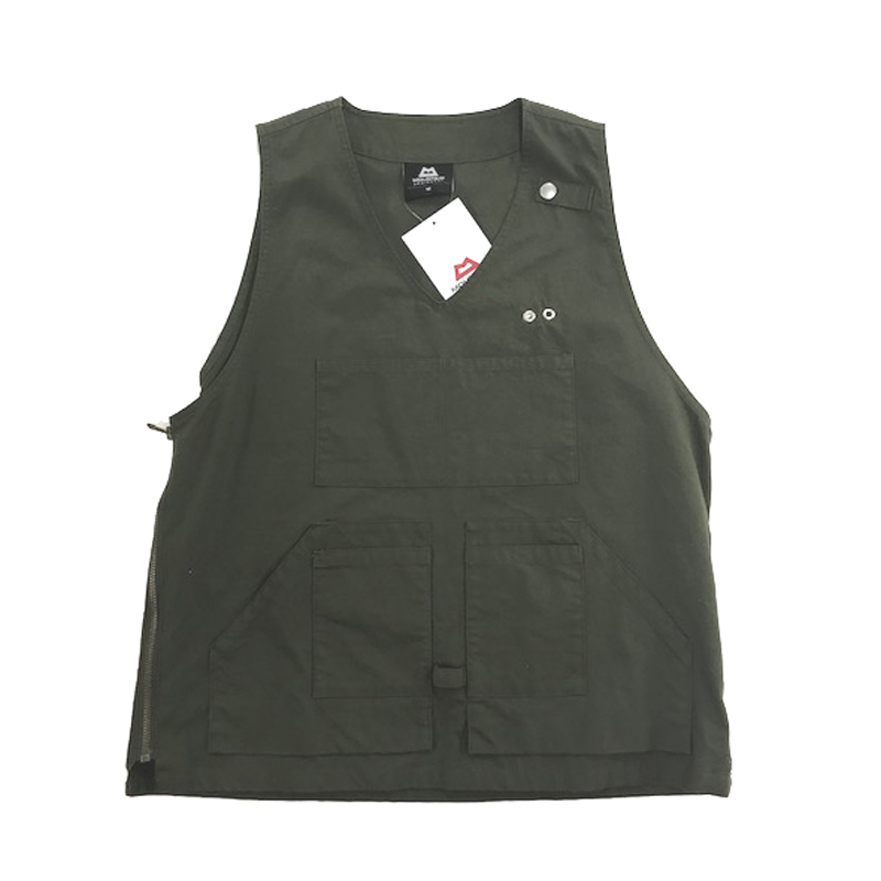 マウンテンイクイップメント(Mountain Equipment) Utility Vest M OLIVE 421368