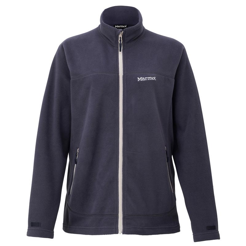 Marmot(マーモット) W's POLARTEC(R) Micro Jacket(ウィメンズポーラテックマイクロジャケット) M SGY(スレートグレー) TOWMJL40