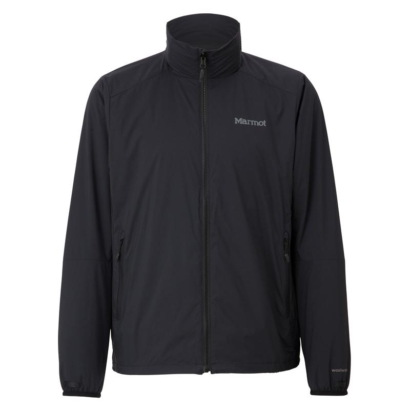 Marmot(マーモット) WOOLWRAP Compact Jacket(ウールラップコンパクトジャケット) Men's L BK(ブラック) TOMMJL22