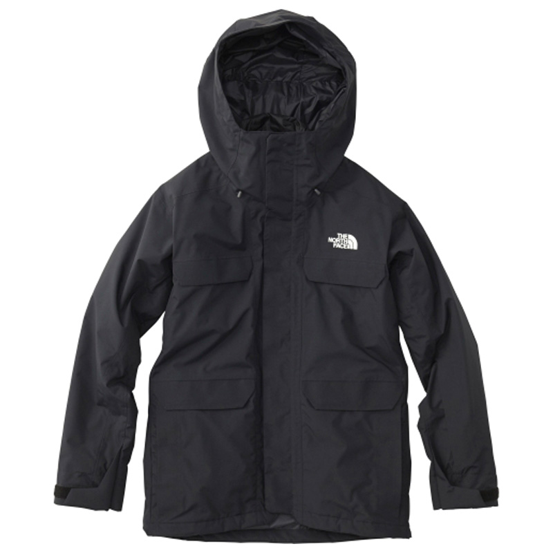 THE NORTH FACE(ザ・ノースフェイス) GATEKEEPER TRICLIMATE JACKET Men's M K(ブラック) NS61808