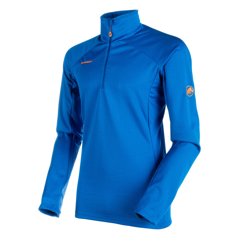 MAMMUT(マムート) Moench Advanced Half Zip Longsleeve Men's M ice 1041-09890