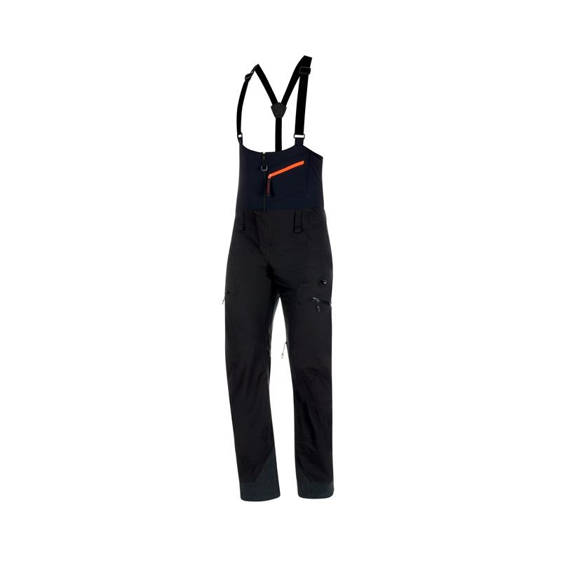 MAMMUT(マムート) Stoney HS Bib Pants Men's 46 black 1020-12320