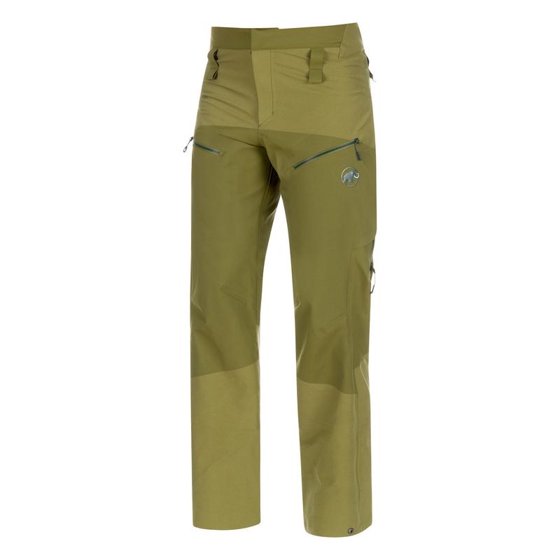 MAMMUT(マムート) Alvier Armor HS Pants Men's 46 clover 1020-12330