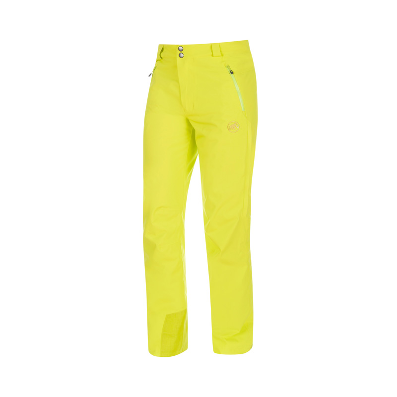 MAMMUT(マムート) Andalo HS Pants Men's 48 short canary 1020-10601