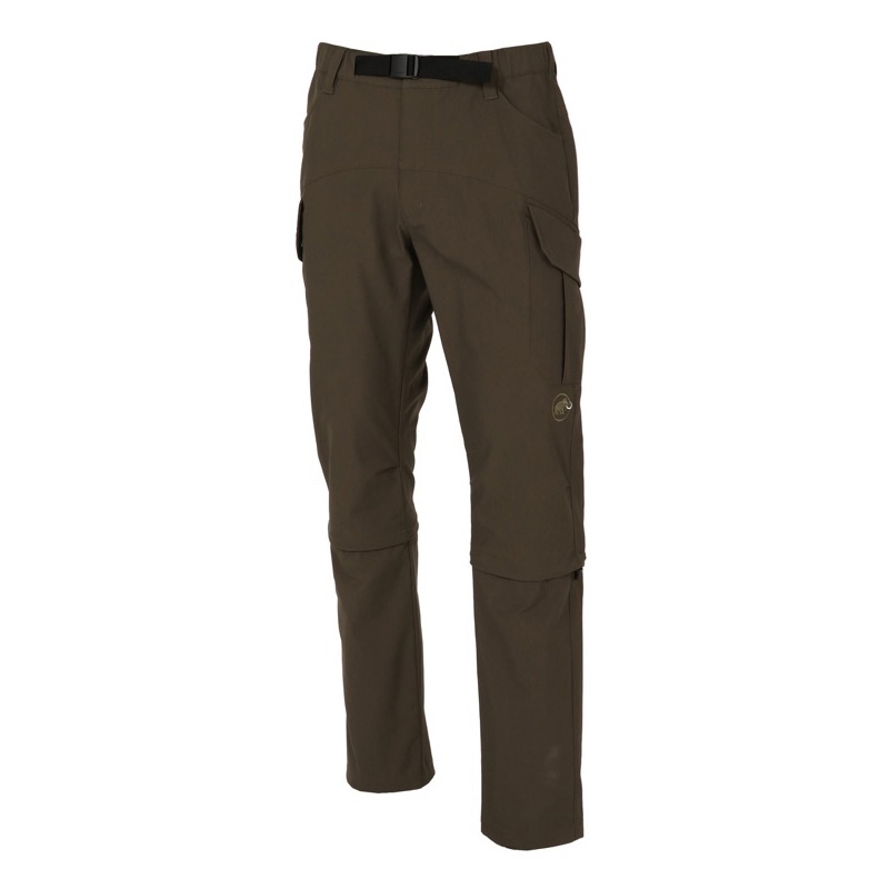 MAMMUT(マムート) TRANSPORTER Cargo 3/4 2in1 Pants Men's S iguana 1022-00310