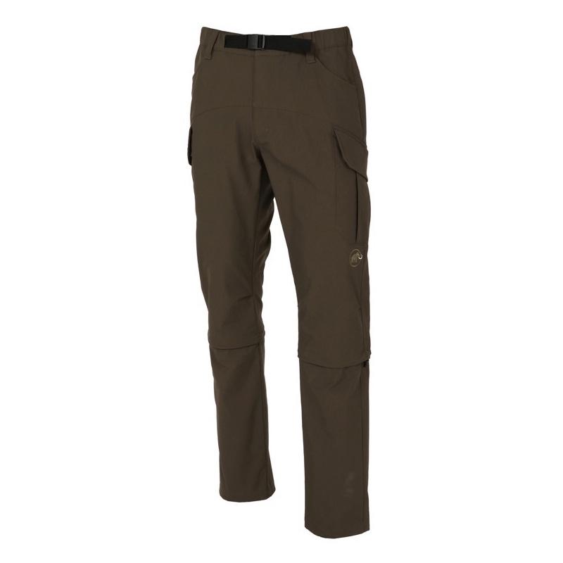 MAMMUT(マムート) TRANSPORTER Cargo 3/4 2in1 Pants Men's L iguana 1022-00310