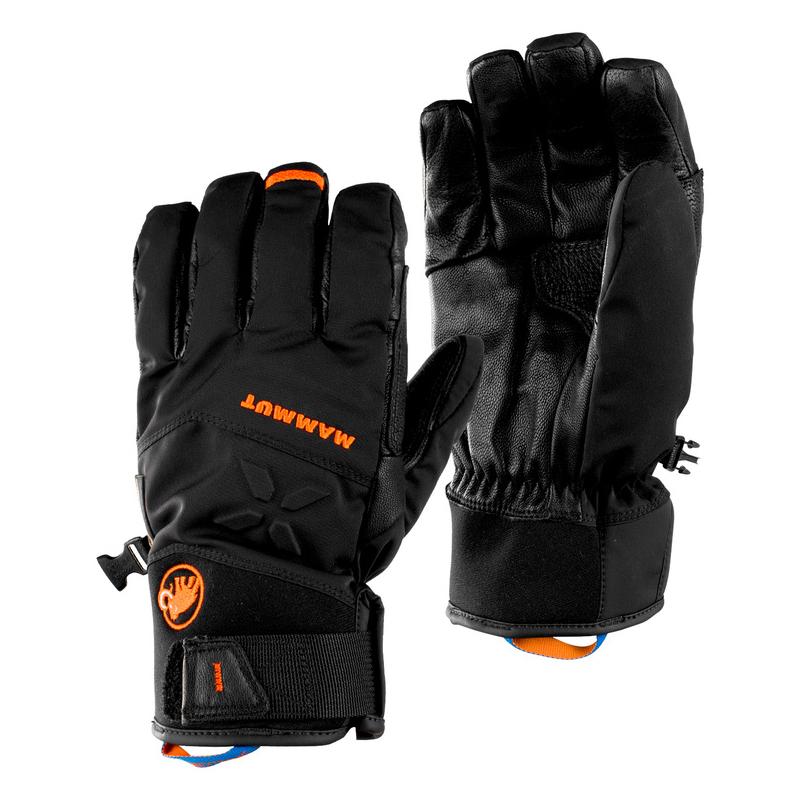 MAMMUT(マムート) Nordwand Pro Glove 6 black 1090-05750