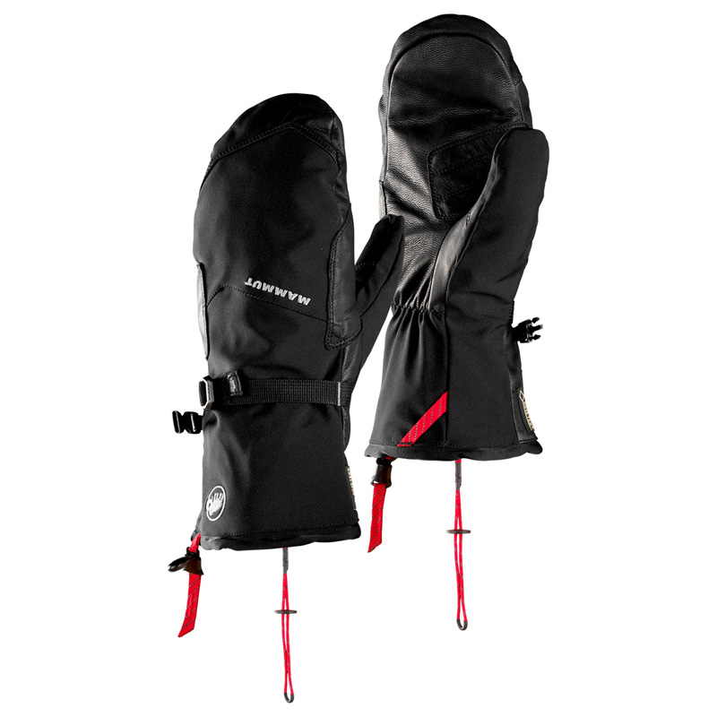 MAMMUT(マムート) Meron Thermo 2 in 1 Mitten 8 black 1090-05910