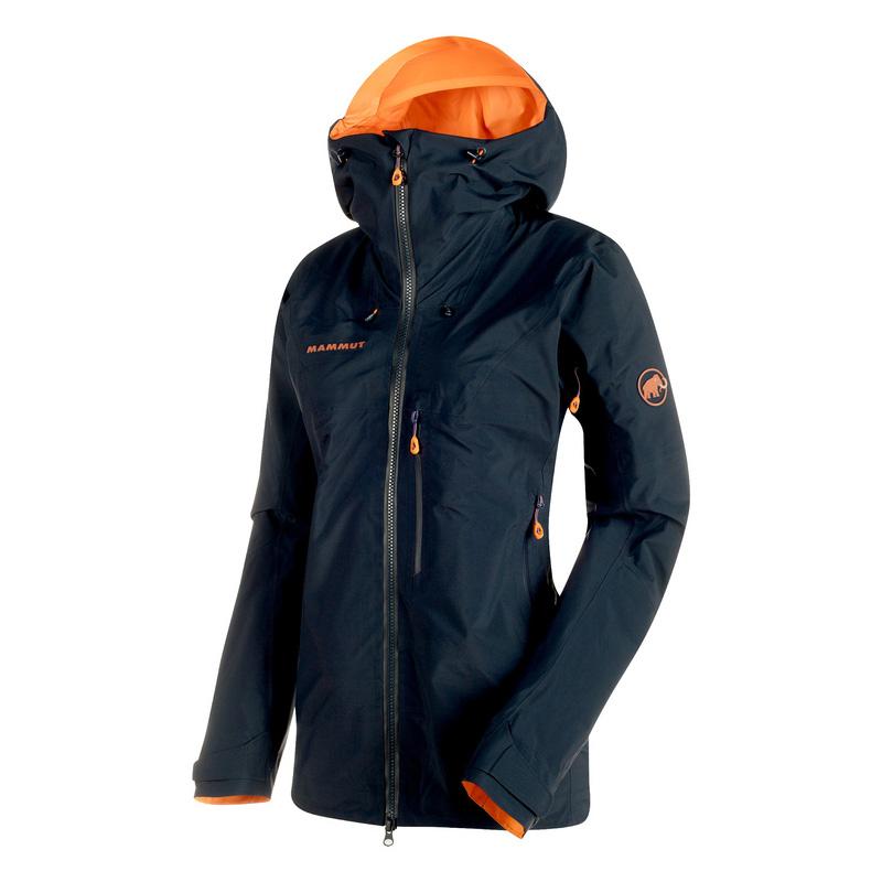 MAMMUT(マムート) Nordwand Pro HS Hooded Jacket Women's S night 1010-25790