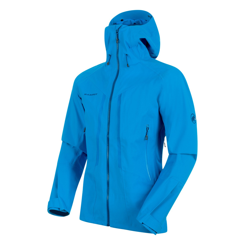 MAMMUT(マムート) Masao HS Hooded Jacket Men's S imperial 1010-26480