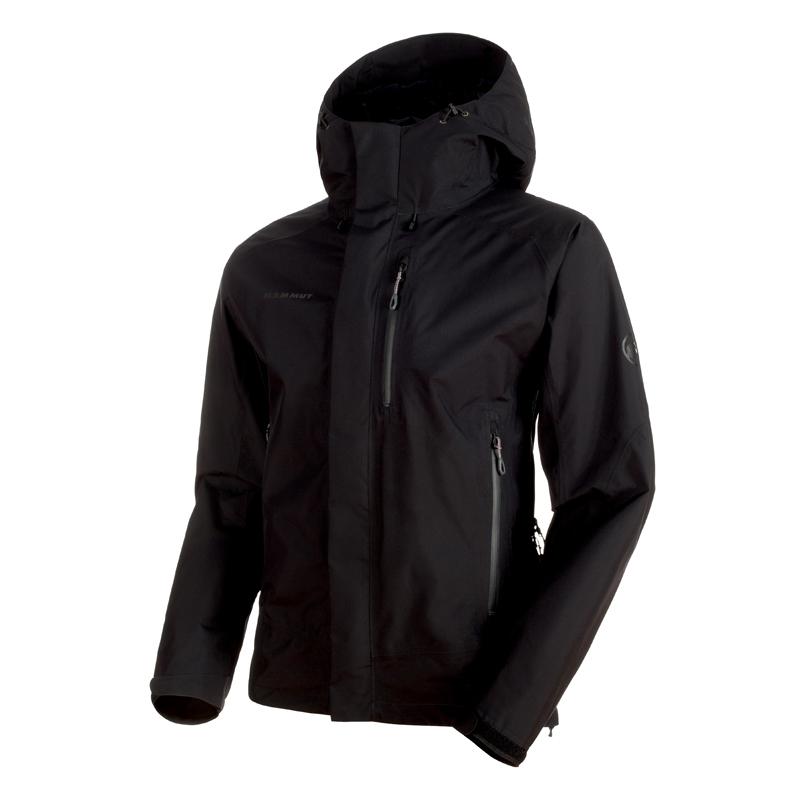 MAMMUT(マムート) Ayako Pro HS Hooded Jacket Men's L black 1010-26740