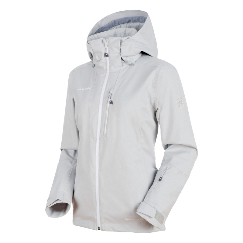 MAMMUT(マムート) Stoney HS Thermo Jacket Women's M marble melange×marble 1010-24801