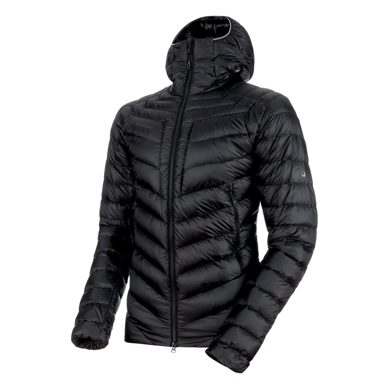 MAMMUT(マムート) Broad Peak IN Hooded Jacket Men's S black×phantom 1013-00260
