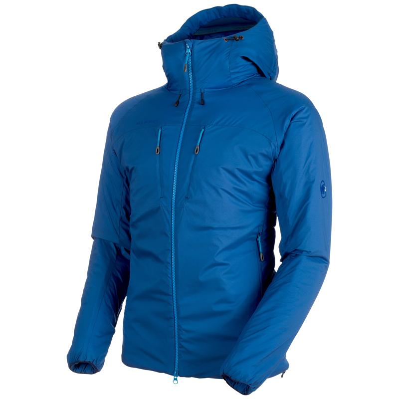 MAMMUT(マムート) Rime IN Flex Hooded Jacket AF Men's L ultramarine 1013-00750
