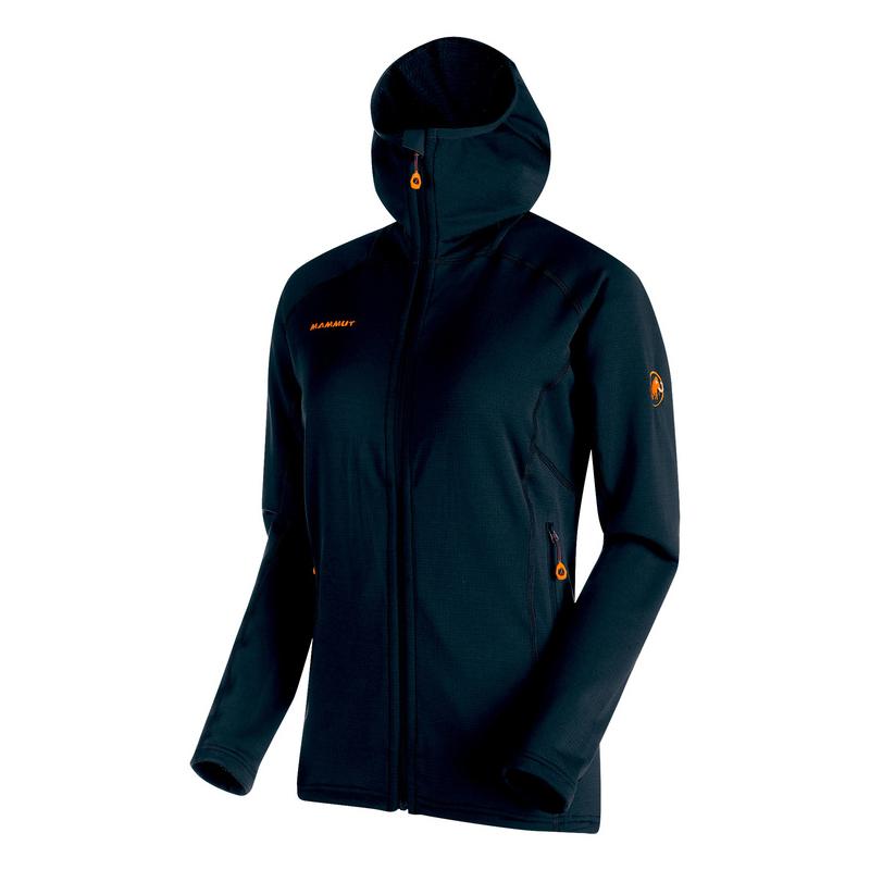 MAMMUT(マムート) Eiswand Advanced ML Hooded Jacket Women's XS night 1010-25150