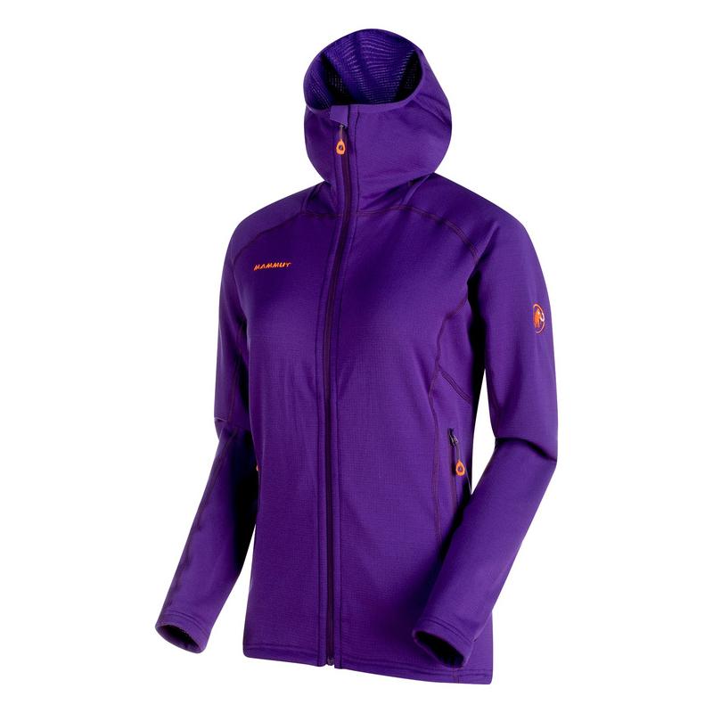 MAMMUT(マムート) Eiswand Advanced ML Hooded Jacket Women's M dawn 1010-25150