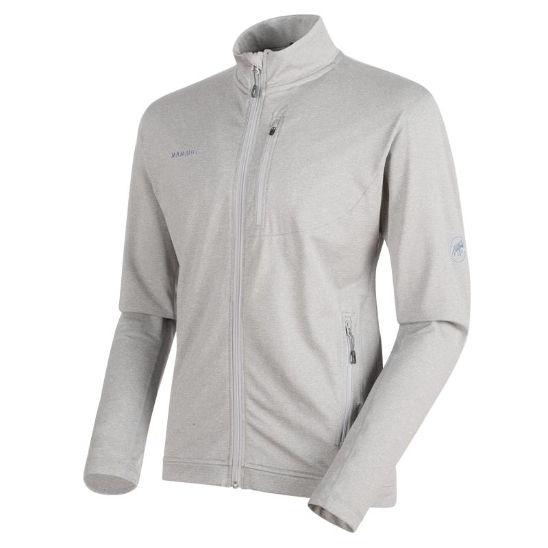 MAMMUT(マムート) EXCURSION Jacket Men's XS granit melange 1014-00540