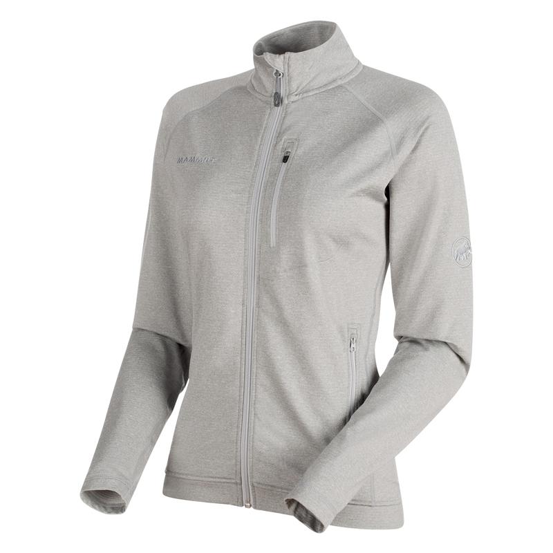 MAMMUT(マムート) EXCURSION Jacket Women's XL granit melange 1014-00550