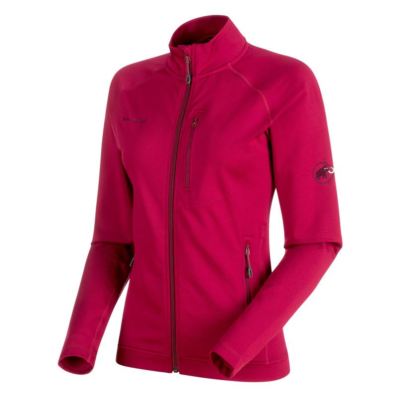 MAMMUT(マムート) EXCURSION Jacket Women's S beet 1014-00550