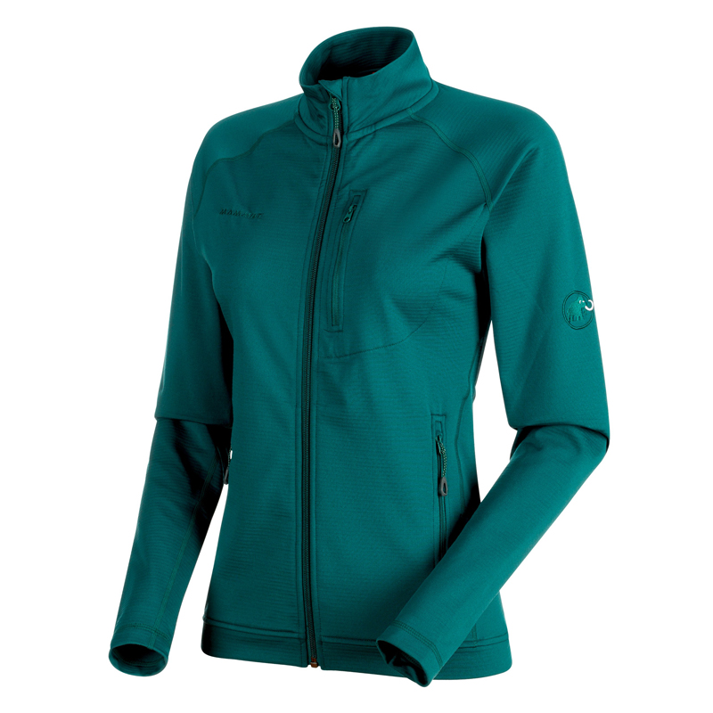 MAMMUT(マムート) EXCURSION Jacket Women's S teal 1014-00550