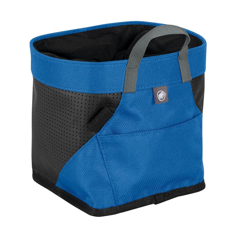 MAMMUT(マムート) Stitch Boulder Chalk Bag ワンサイズ dark cyan×black 2290-00910