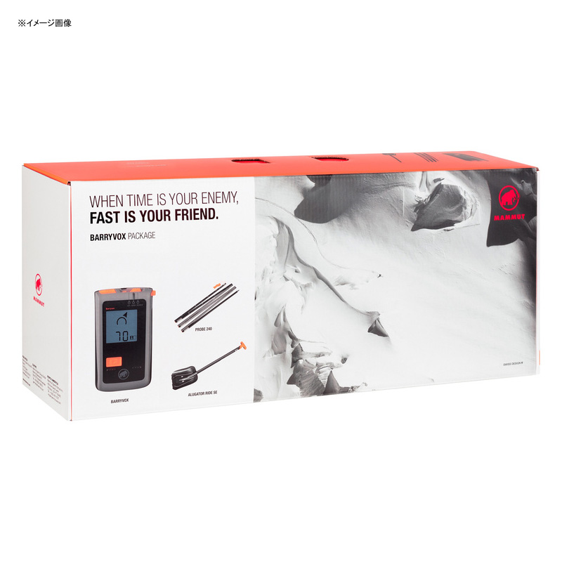 MAMMUT(マムート) Barryvox Package ワンサイズ Japan 2620-00300