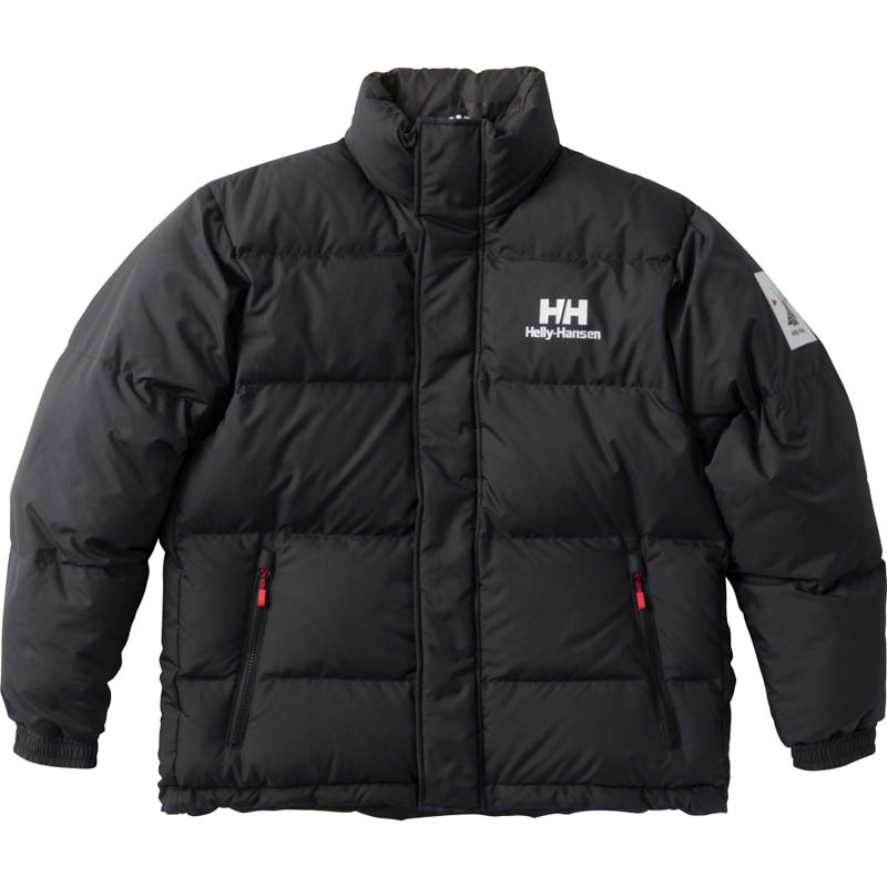 HELLY HANSEN(ヘリーハンセン) HH11856 Bubble Down Jacket(バブル ダウン ジャケット) Men's XL K(ブラック) HH11856