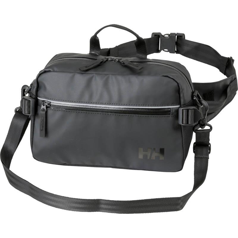 HELLY HANSEN(ヘリーハンセン) HY91884 Aker Hip Bag(アーケル ヒップ バッグ) 5L K(ブラック) HY91884