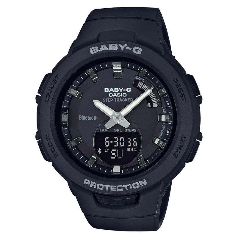 BABY-G(ベビージー) 【国内正規品】BSA-B100-1AJF ブラック BSA-B100-1AJF