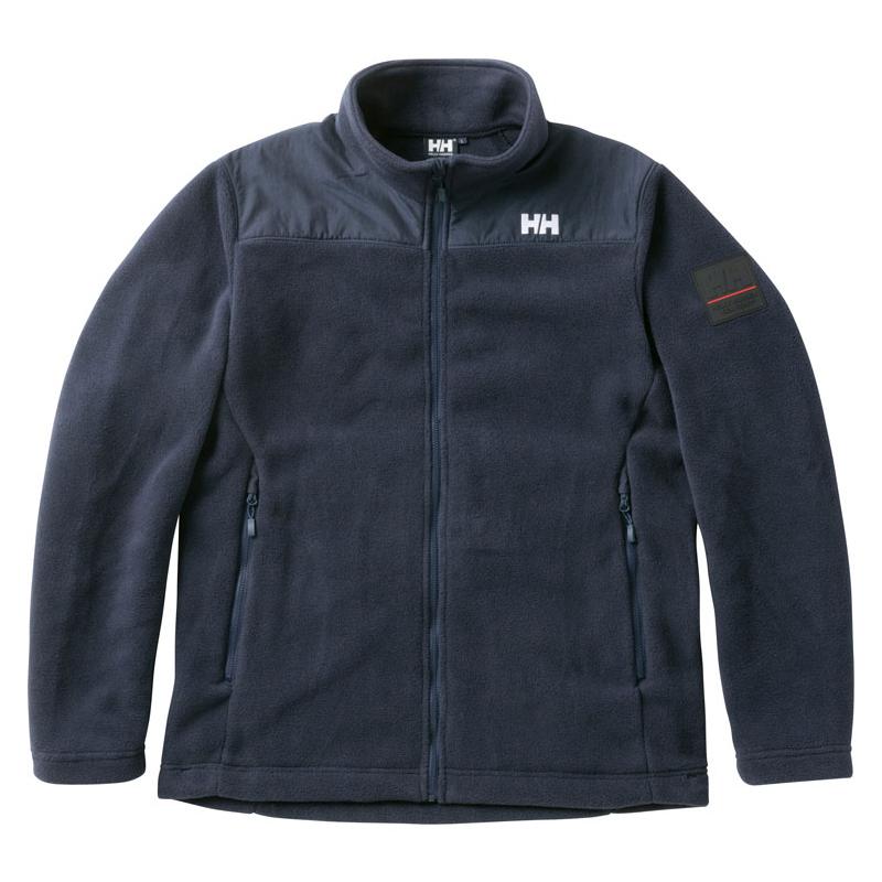 HELLY HANSEN(ヘリーハンセン) HH51852 ハイドロミッドレイヤージャケット Men's XL N(ネイビー) HH51852