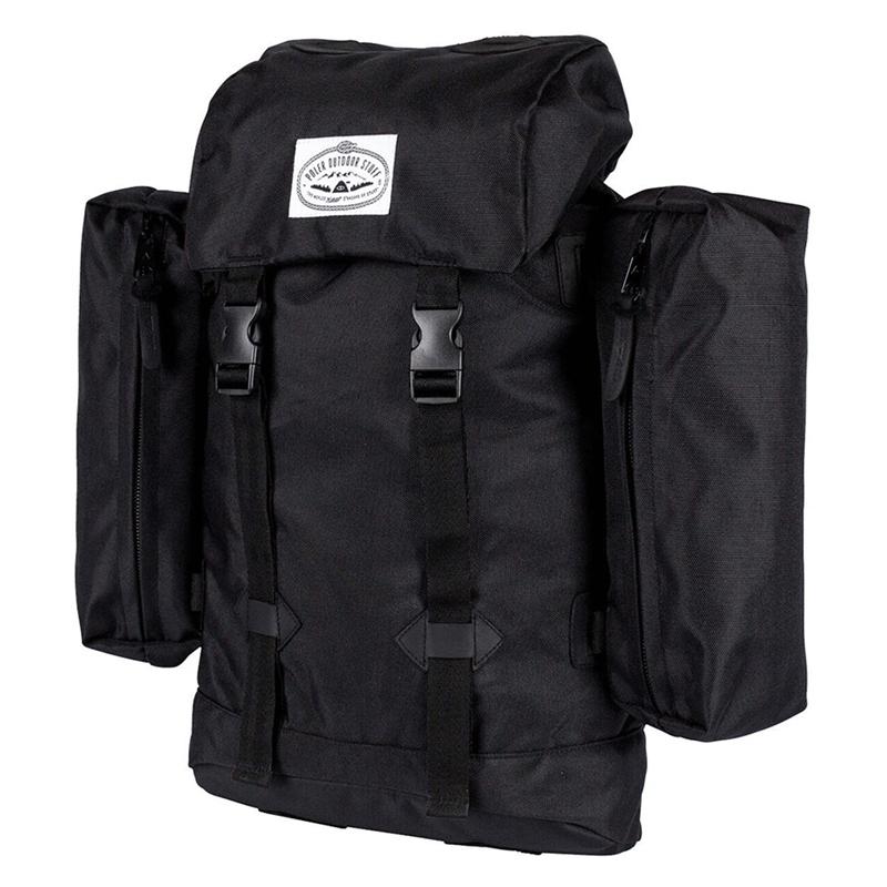 POLeR(ポーラー) CLASSIC RUCKSACK ワンサイズ BLACK 13100013-BLK
