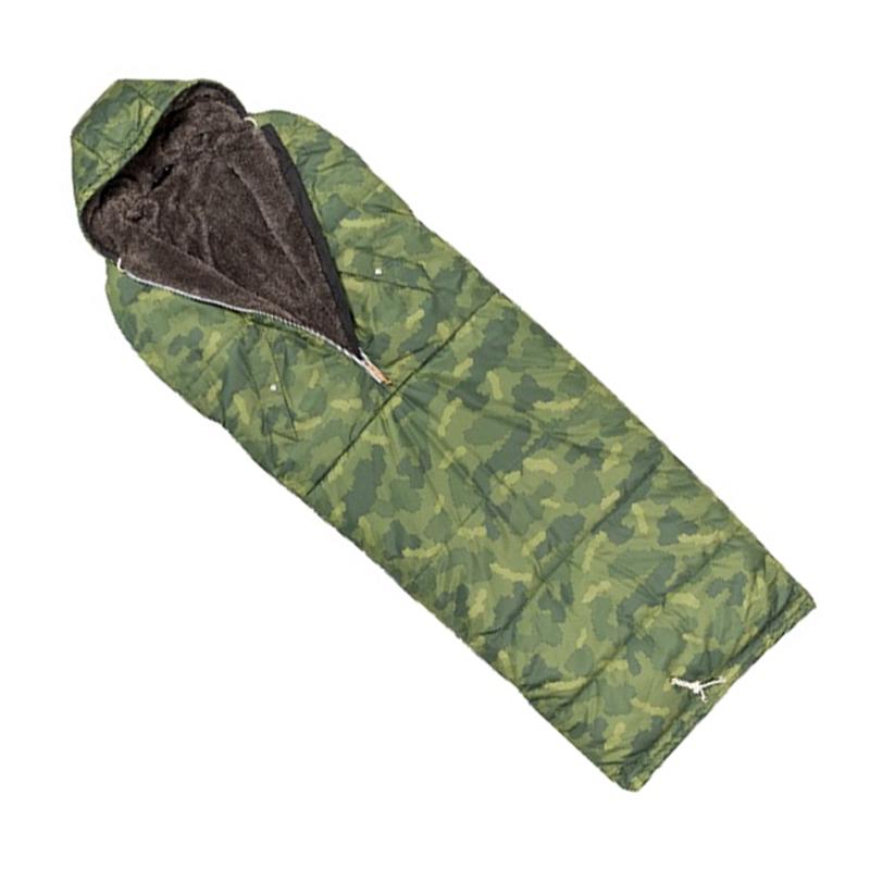 POLAR(ポーラー) THE SHAGGY NAPSACK L GREEN FURRY CAMO 43550003-GCO