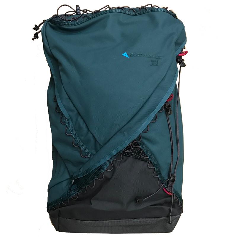 クレッタルムーセン(KLATTERMUSEN) Gna Backpack 33L Dk.DeepSea/Raven 40375U