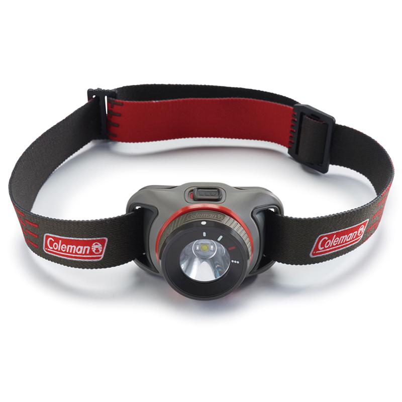アウトドアライト 直送商品 Coleman コールマン バッテリーガード 販売期間 限定のお得なタイムセール LEDヘッドランプ 2000034227 最大300ルーメン 300 単四電池式