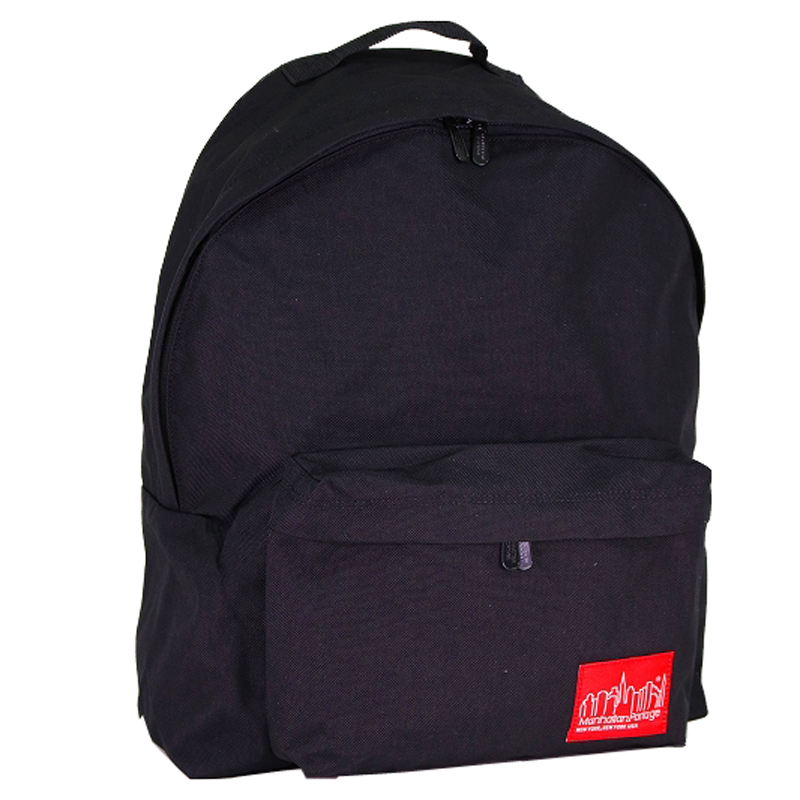 マンハッタン ポーテージ(Manhattan Portage) Big Apple Backpack-M Black 1211