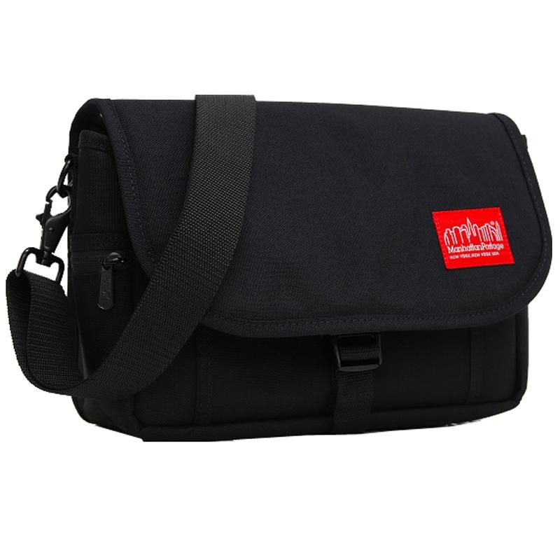 マンハッタン ポーテージ(Manhattan Portage) Gracie Camera Bag-M Black 1545