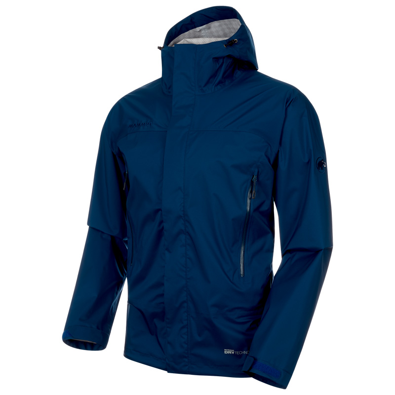 MAMMUT(マムート) MICROLAYER Jacket AF Men's S 50134(poseidon) 1010-25332