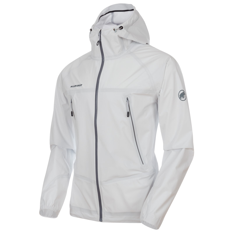 MAMMUT(マムート) Masao Light HS Hooded Jacket AF Men's L 0243(white) 1010-27100