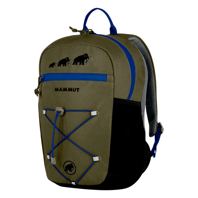 MAMMUT(マムート) First Zip 4L 4073(olive×black) 2510-01542