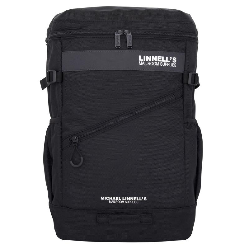 マイケルリンネル(MICHAEL LINNELL) Box Backpack(ボックス バックパック) ML-020 30L Black×Black 137812