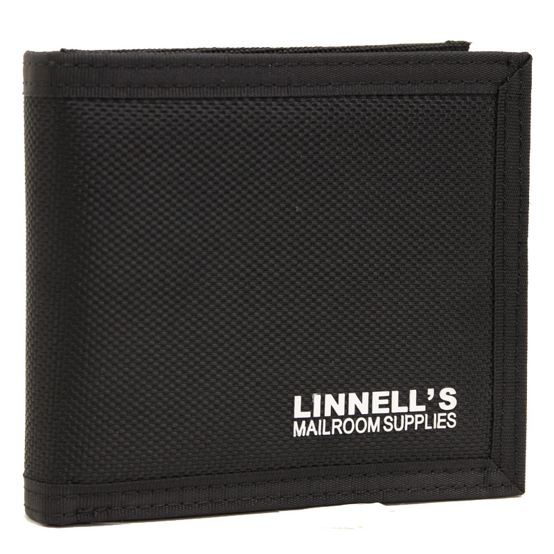 マイケルリンネル(MICHAEL LINNELL) Michael Linnell 二つ折 MLWA-1680-01 Black 159353