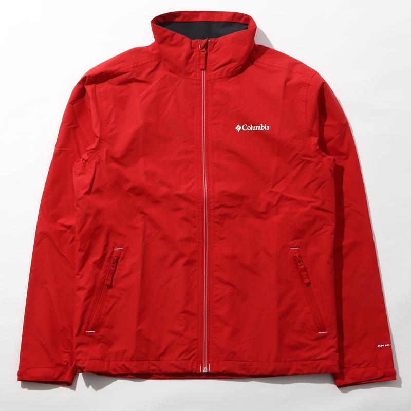 Columbia(コロンビア) BRADLEY PEAK JACKET(ブラッドリー ピーク ジャケット) L 696(RED SPARK) WE0049