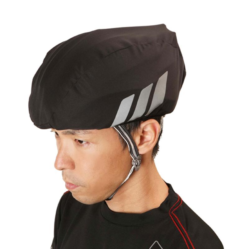 自転車アクセサリー OGK オージーケー 当店は最高な サービスを提供します ヘルメットレインカバー フリー お気に入 ブラック 20600220