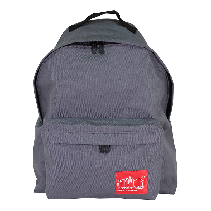 マンハッタン ポーテージ(Manhattan Portage) Big Apple Backpack M Grey 1210