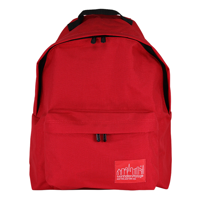 マンハッタン ポーテージ(Manhattan Portage) Big Apple Backpack M Red 1210