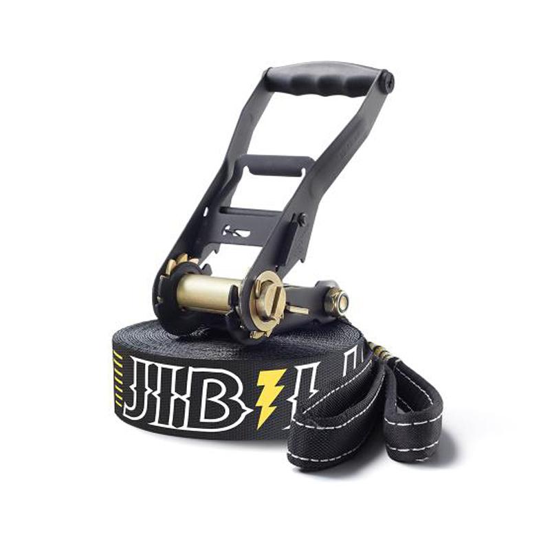 クライミング 沢登り ケイビング 新色追加 GIBBON ギボン Jib TREEWEAR Line ブラック A010603 SALE開催中 15m