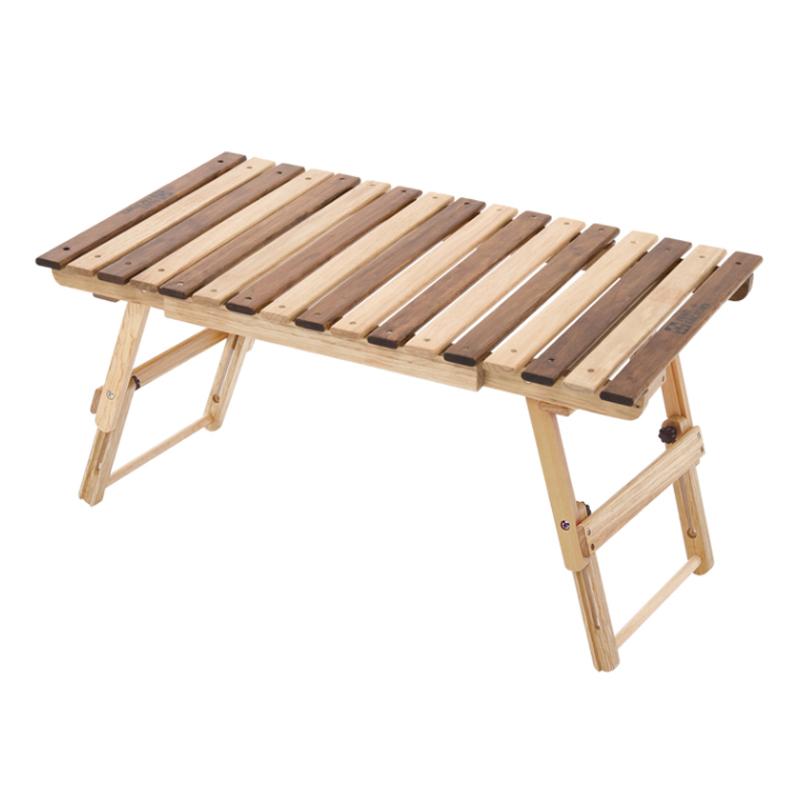 TENT FACTORY(テントファクトリー) ウッドライン グランドホームテーブル セパレート NA TF-WLGTP-S