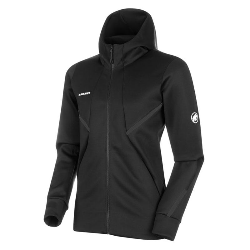 MAMMUT(マムート) Avers ML Hooded Jacket AF Men's XS 0001(black) 1014-01640