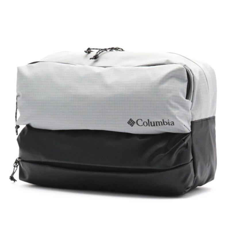 Columbia(コロンビア) BLACK MOHICAN LOOP HIP BAG(ブラック モヒカン ループ ヒップ バッグ) 7L 019(COOL GREY) PU8057