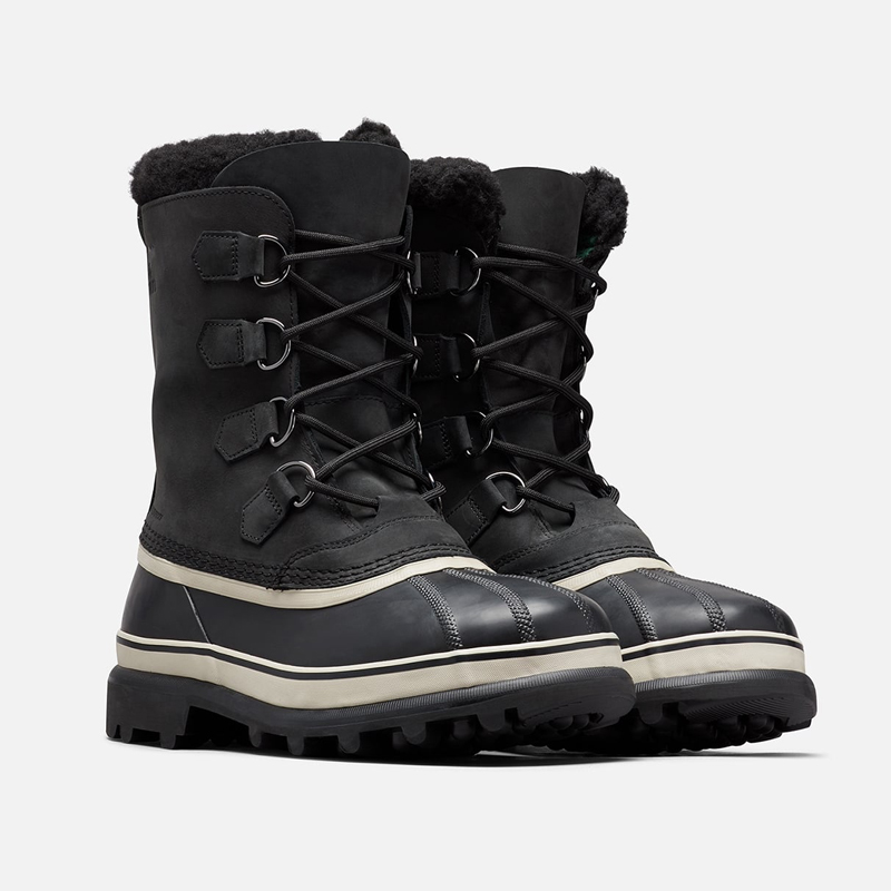 SOREL(ソレル) カリブー Men's 9/27.0cm 016(BLACK DARKSTONE) NM1000